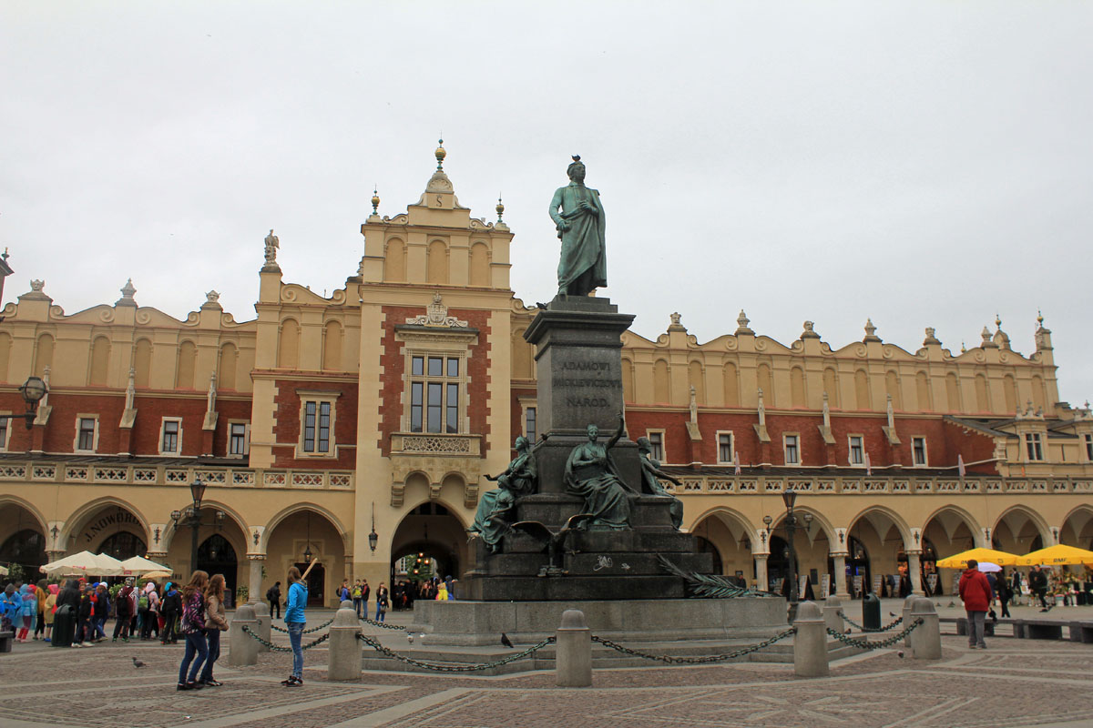 Krakow, Cloth Hall