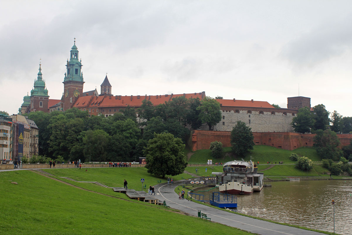 Cracovie, Wawel, Château Royal