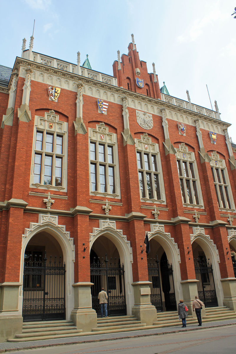 Universidad Jaguelonica de Cracovia