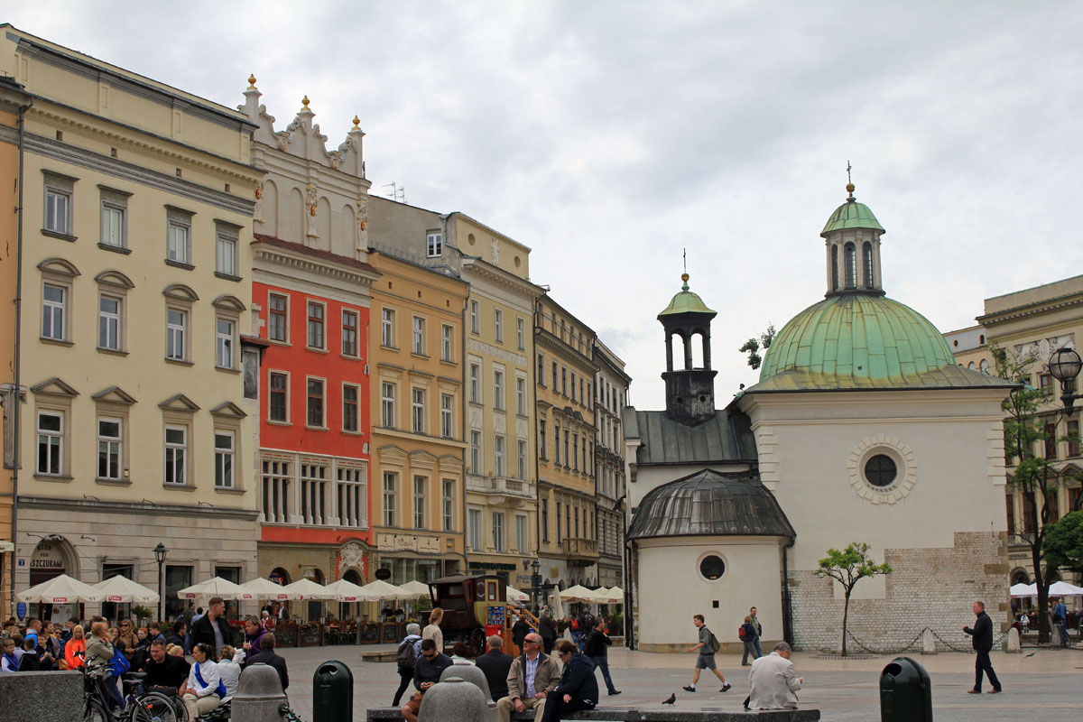 Cracovie, Saint-Sdalbert
