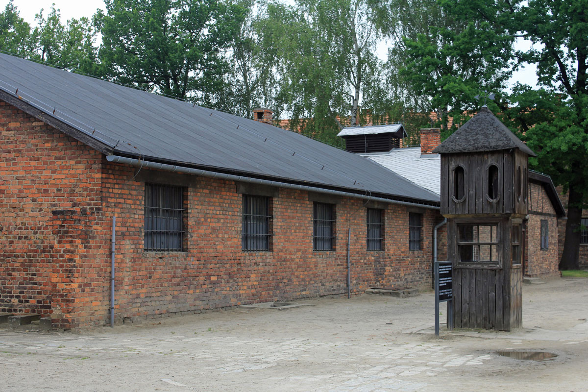 Auschwitz, concentration camp