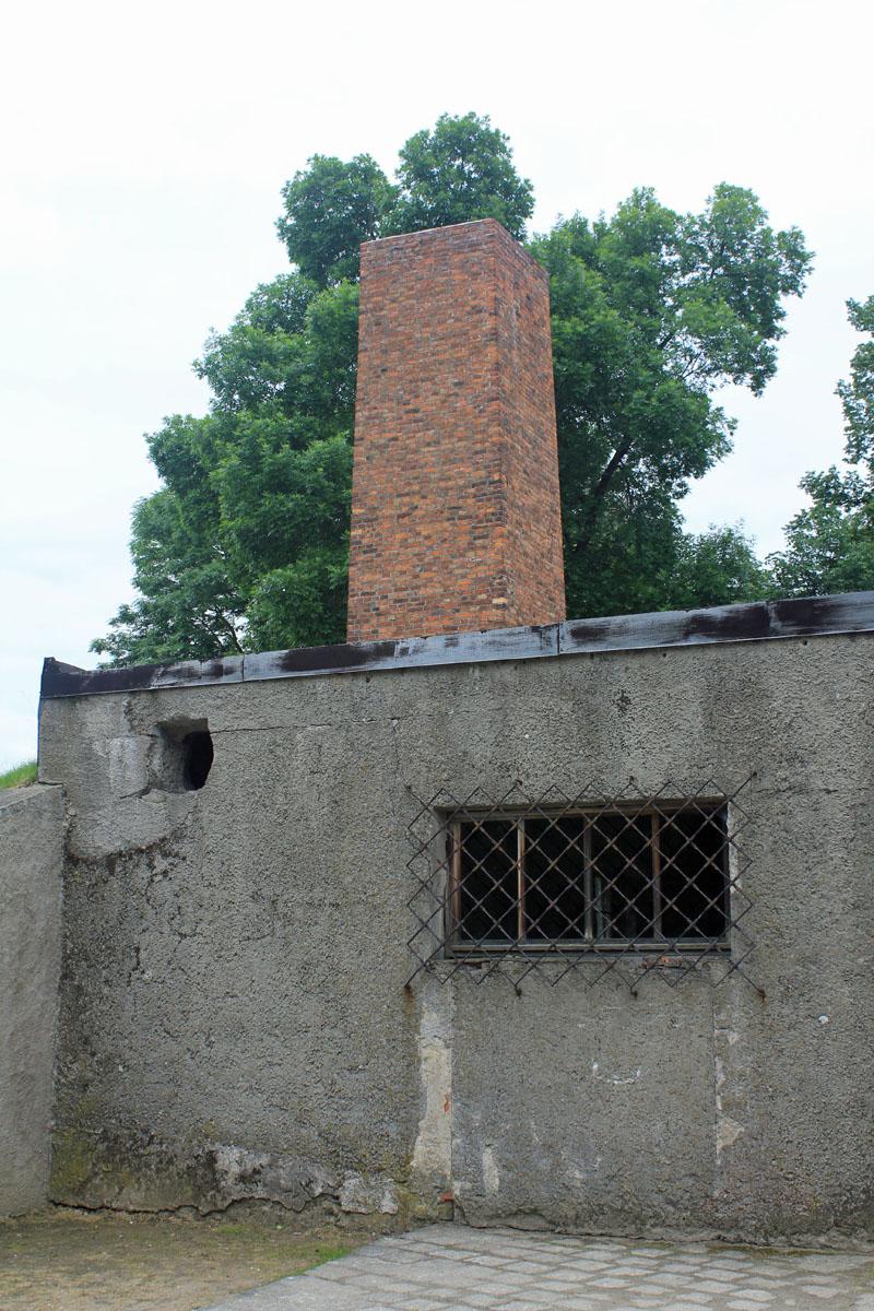 Auschwitz chambre gaz for Auschwitz chambre a gaz