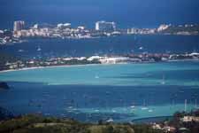 Saint-Martin island