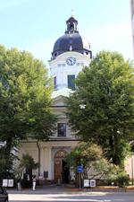 A. Fredriks kyrka