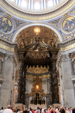 Canopy of Bernini