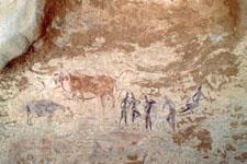 Rupestrian paintings