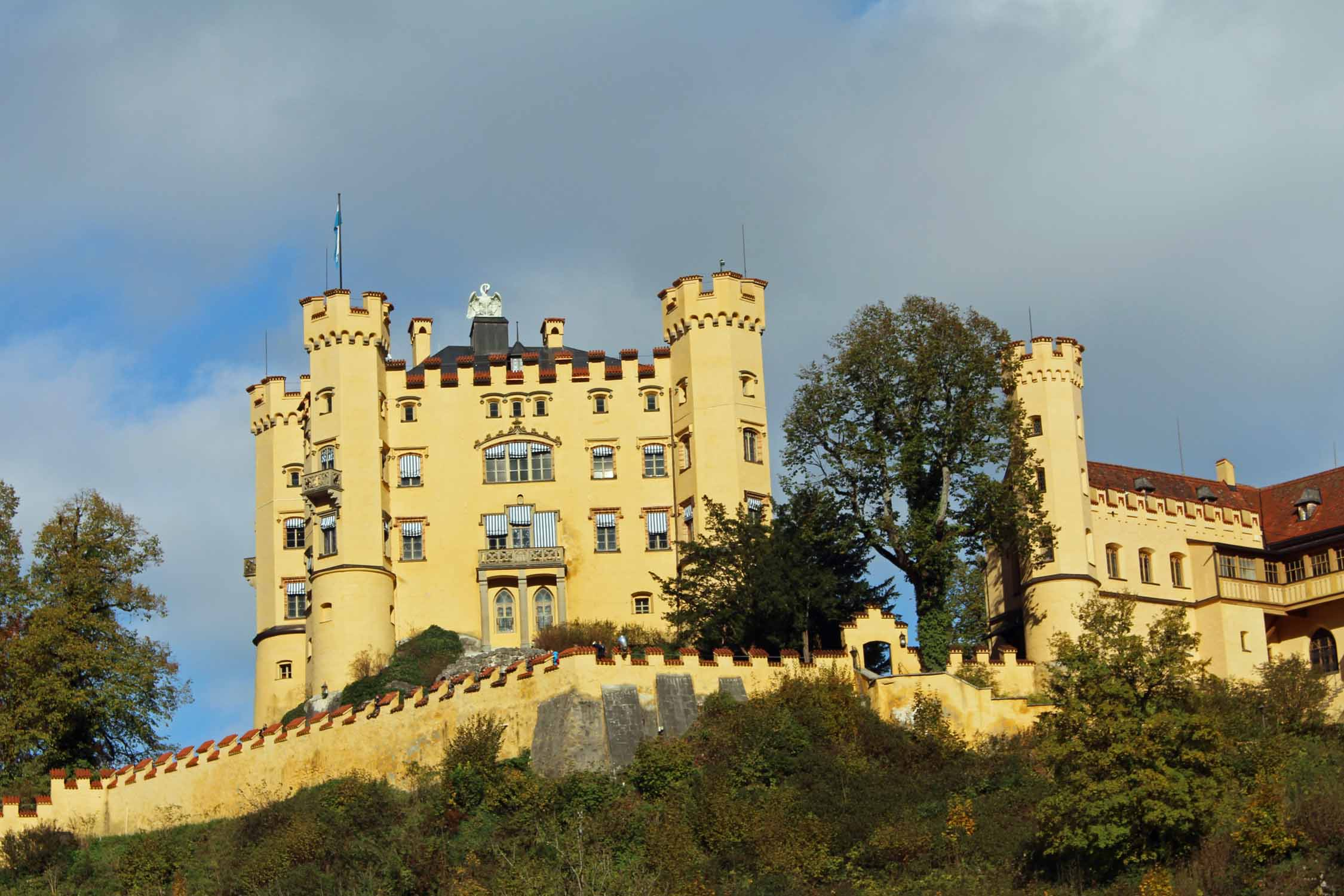 Castle of Hohenschwangau