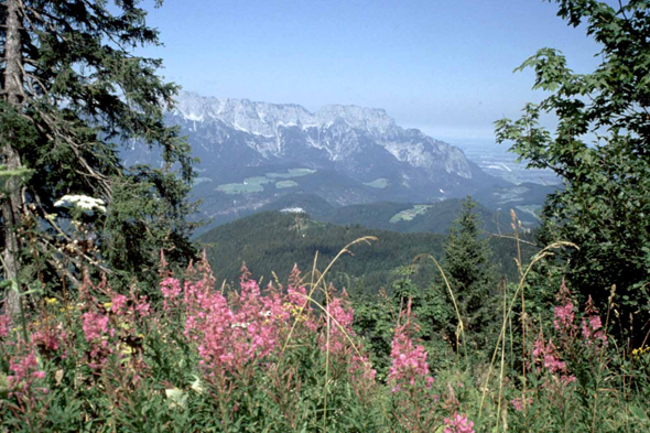 Mountains around Berchtesgaden
