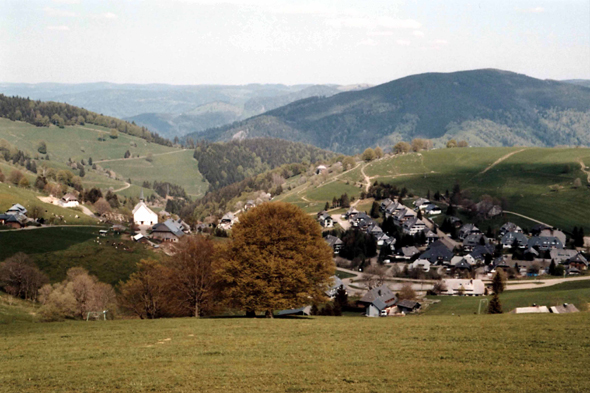 Landscape of the Brandenberg, Germany