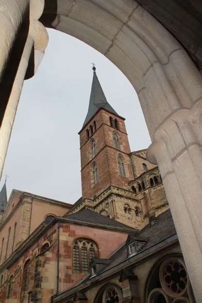 The cathedral St. Peter of Trier
