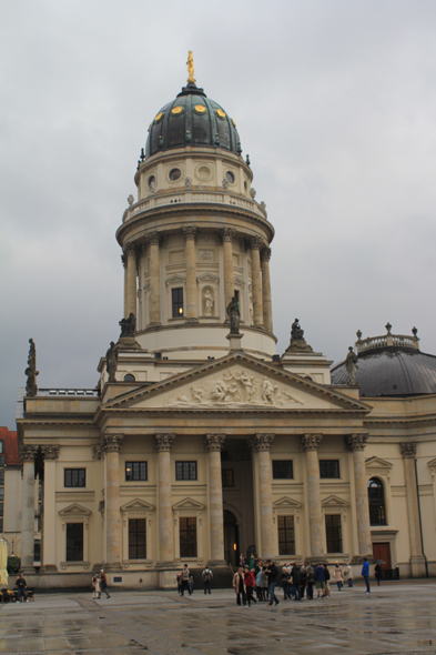 Berlin, église Deutscher Dom