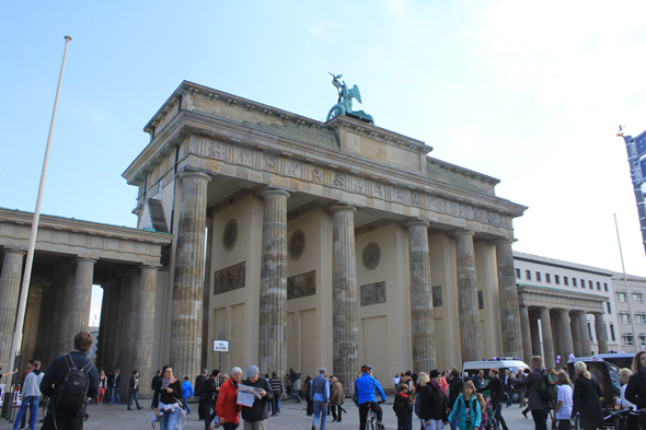 Brandenburger Tor, Germany