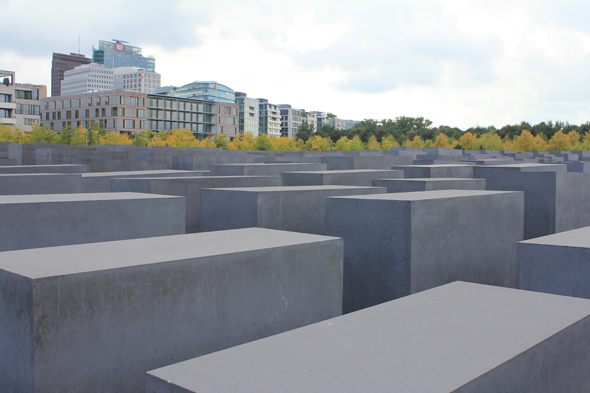 The remarkable holocaust memorial of Berlin