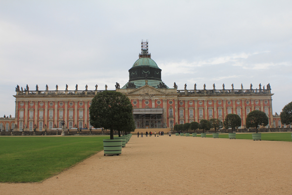 Potsdam, New Palace