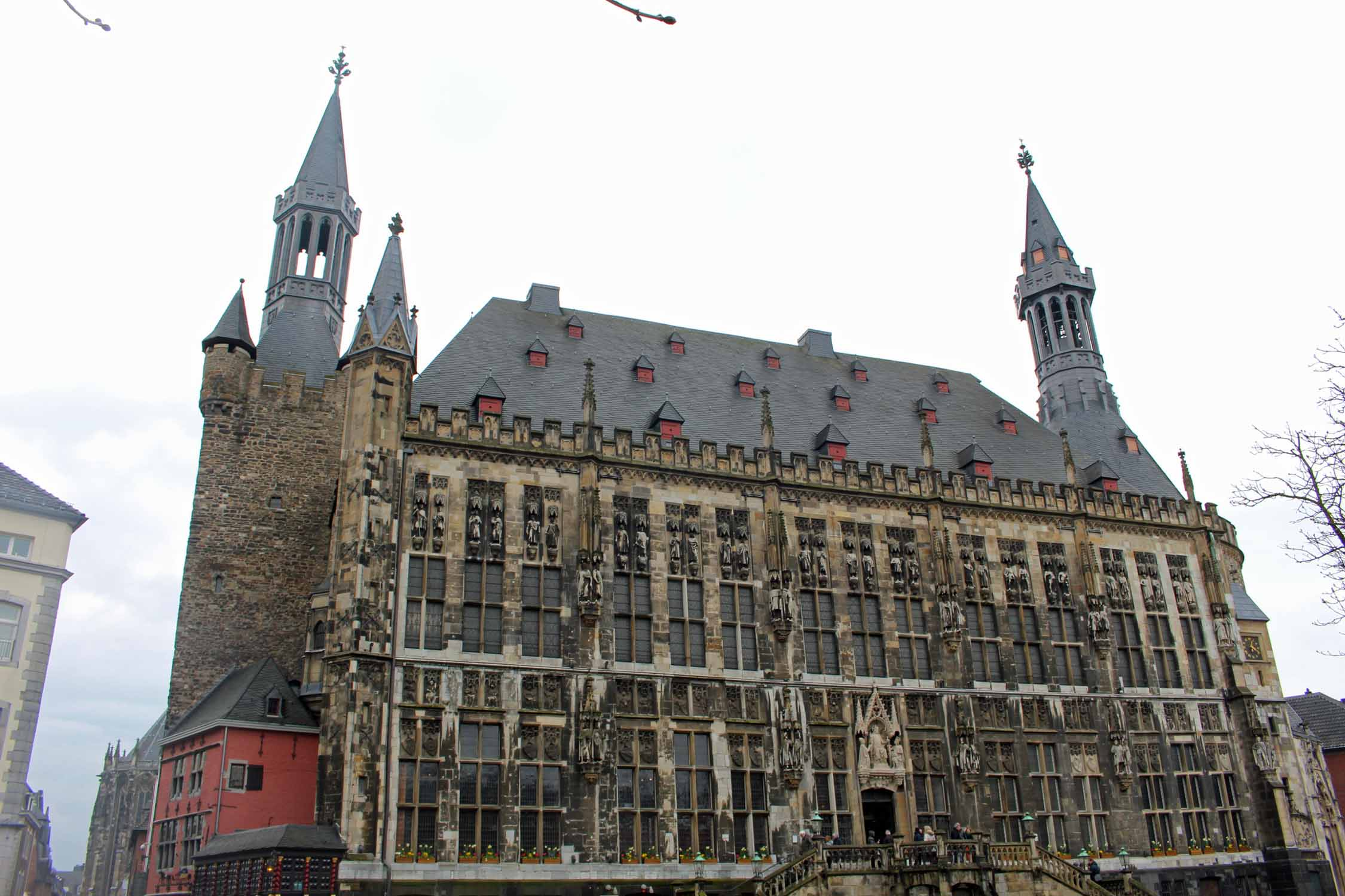 Aachen, city hall