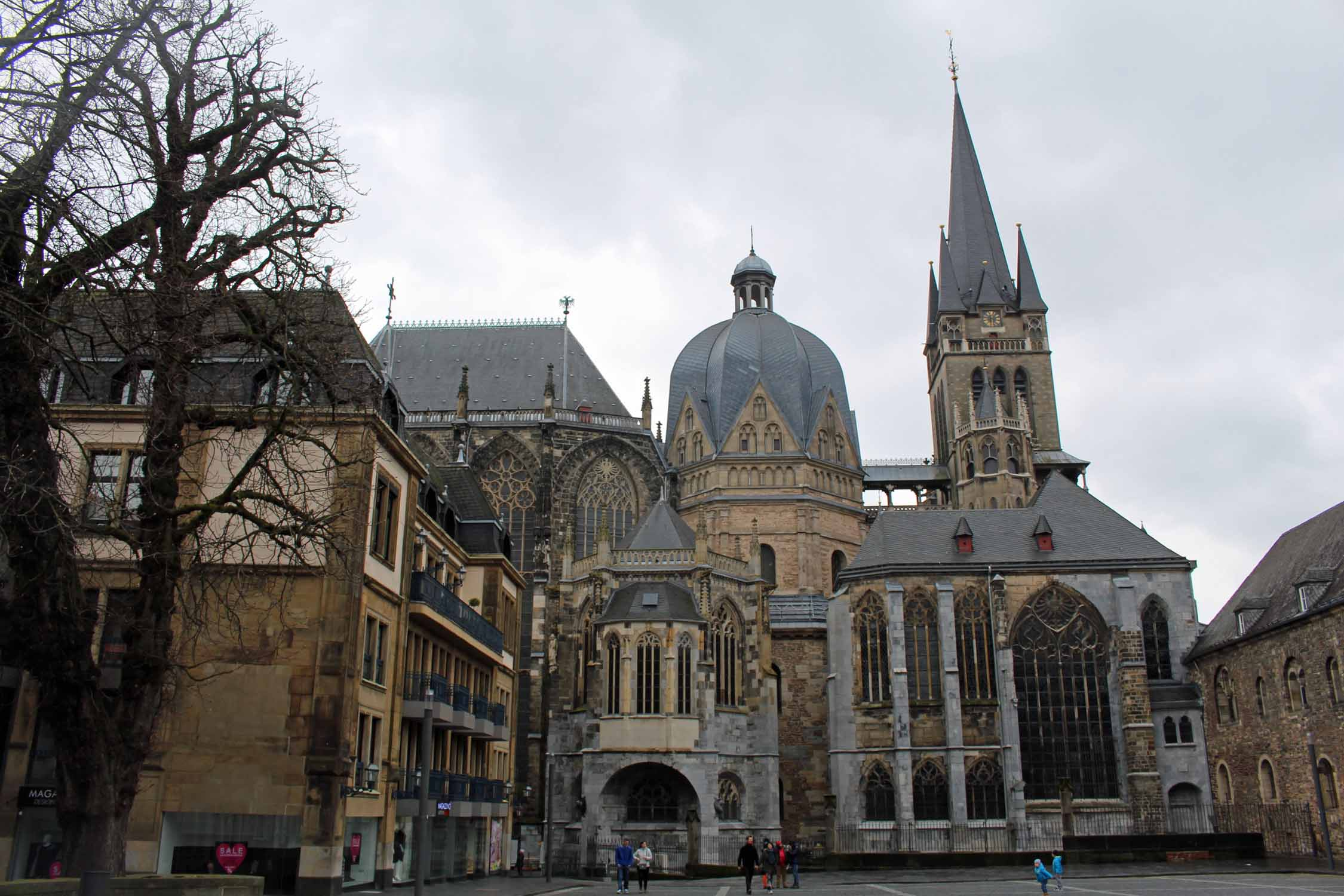Aachen, cathedral