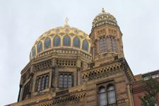 New synagogue