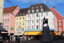 Place Bertold Brunnen