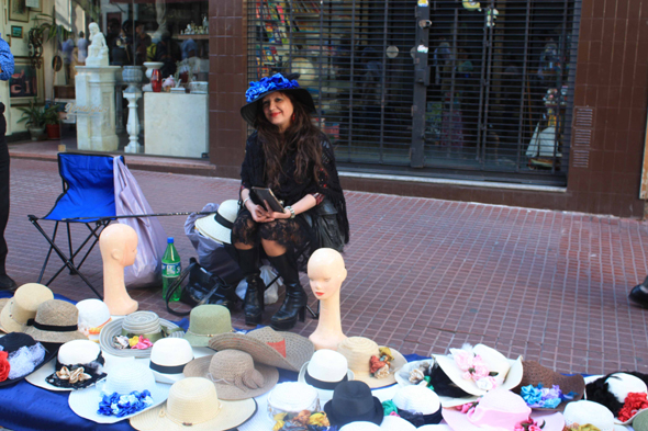Buenos Aires, hats