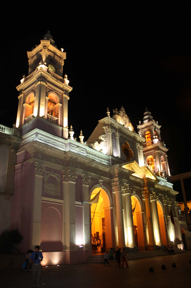 Argentina, Salta, Cathedral