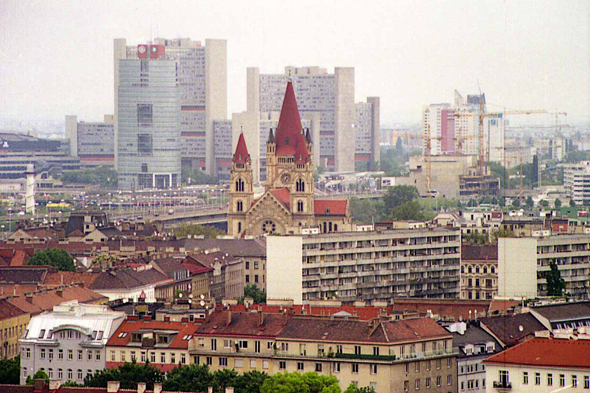 Vienna, Donaustadt district