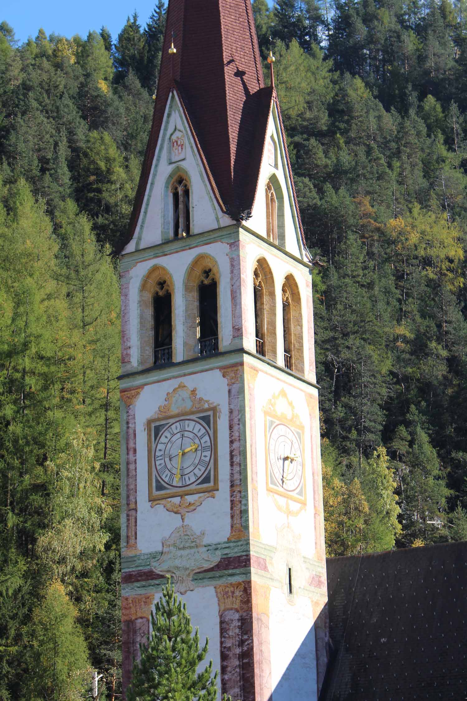 Langenfeld, church