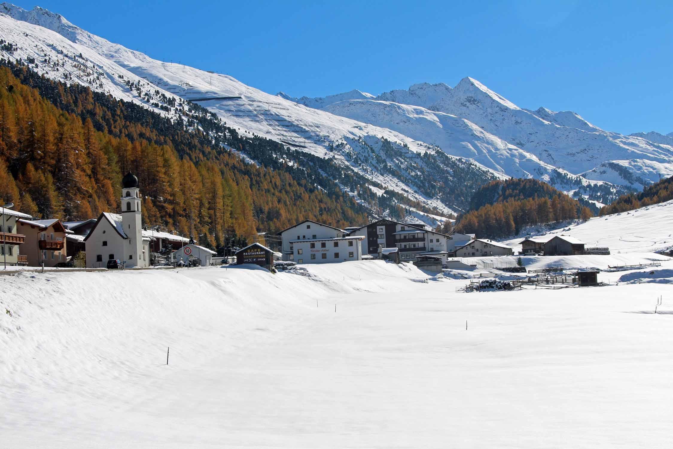 Valle de Otztal