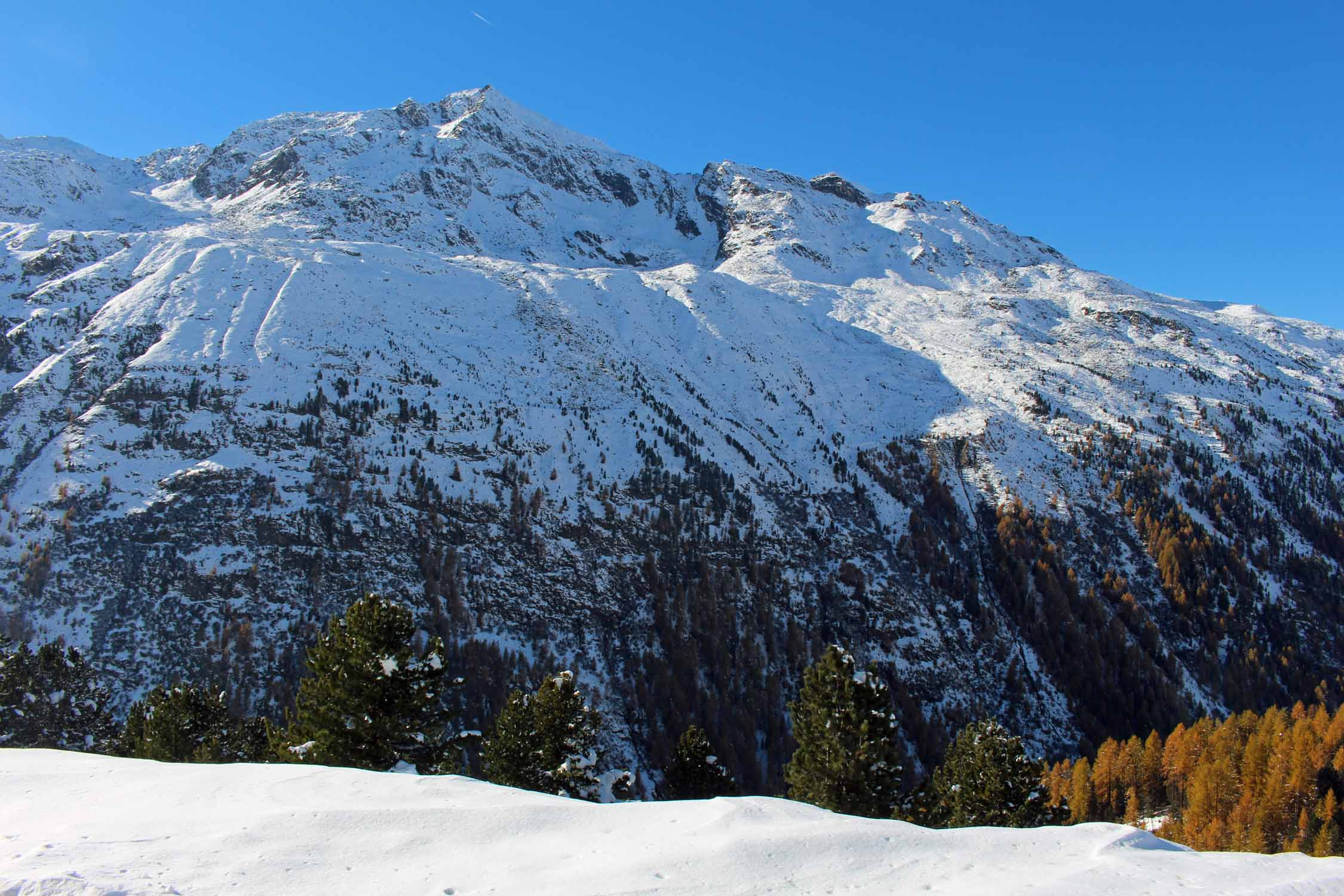 Vallée d'Otztal