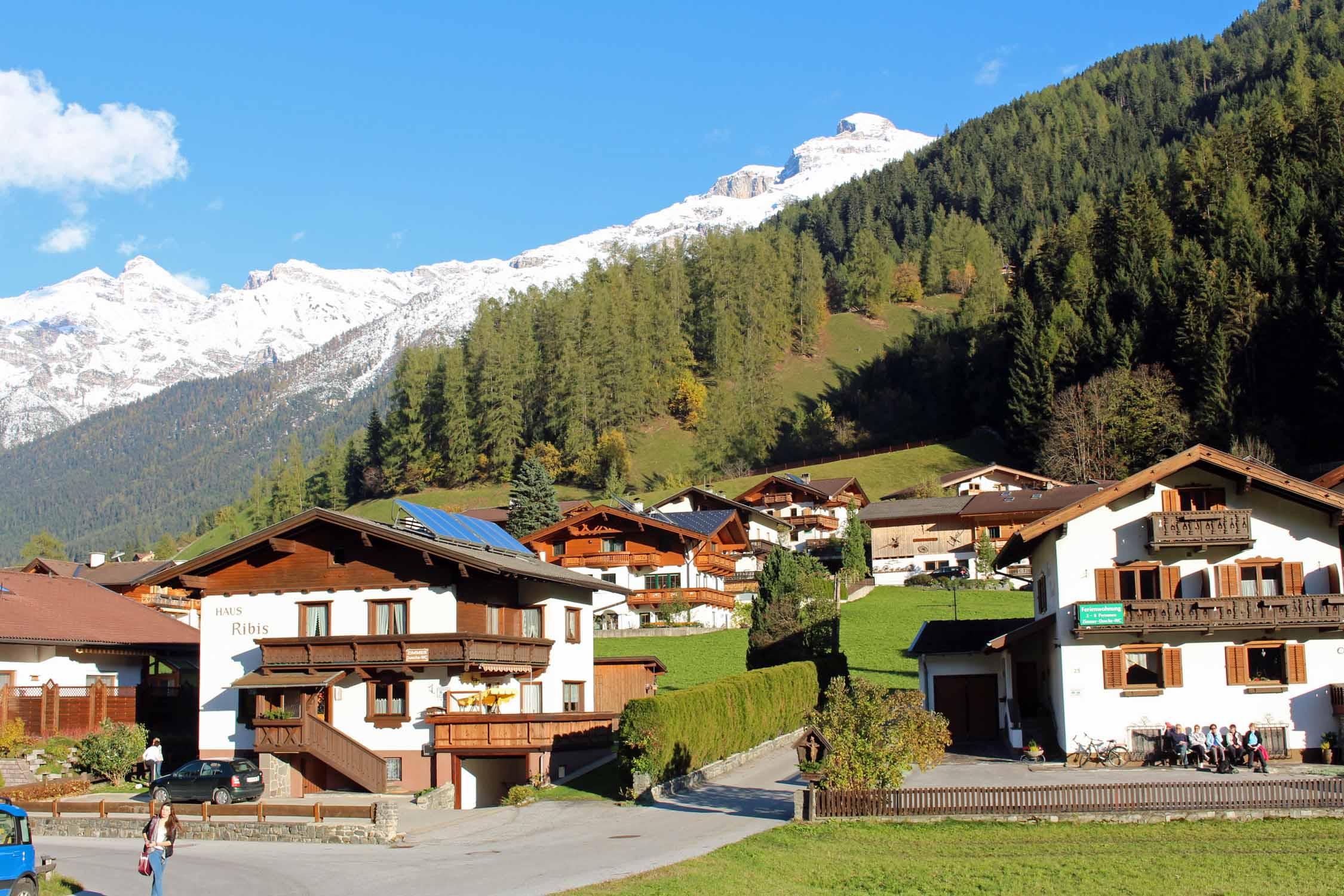 Valle de Stubaital