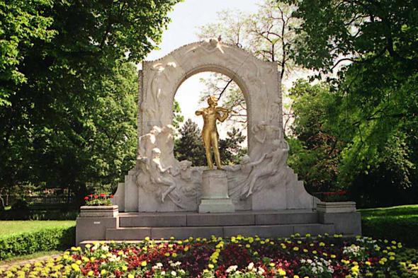 Johann Straussdenkmal