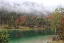 Plansee lake