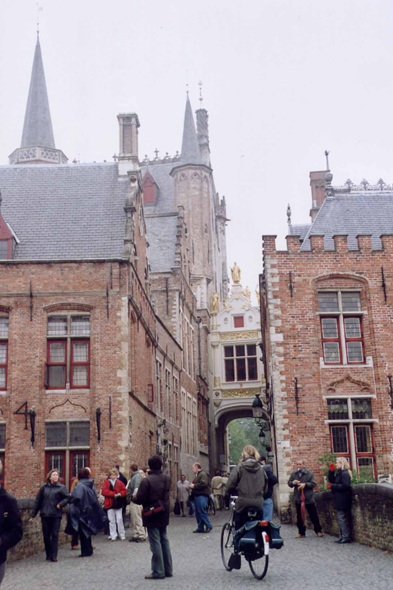 Brugge, Oude Griffie