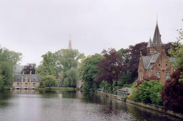 Brugge, Minnewater