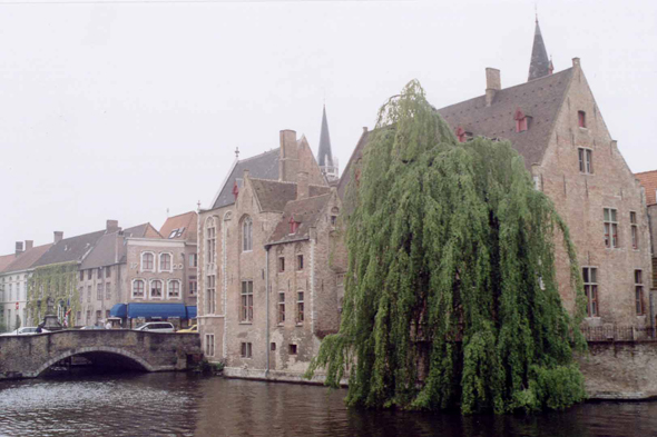 Brugge, Rosary Quay