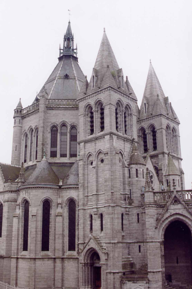 The cathedral Our-Lady of Tournai