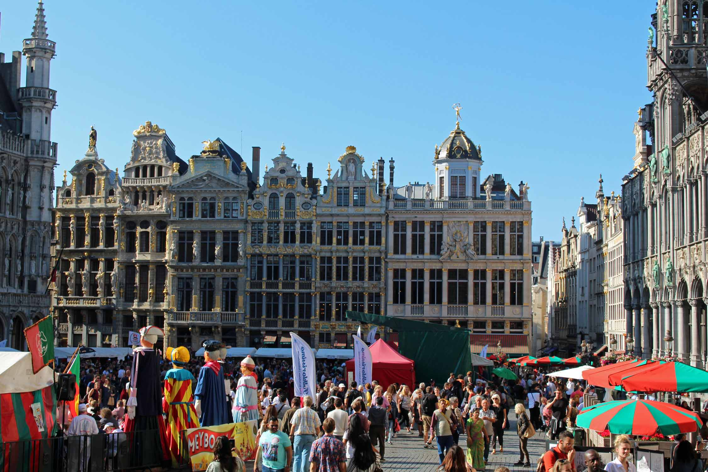 Bruselas, Grand-Place