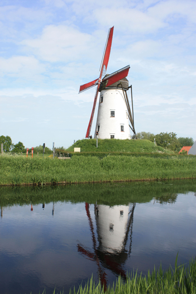 The mill of Damme