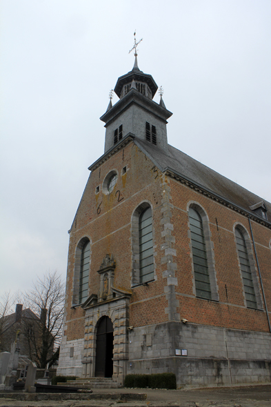 Foy Notre-Dame, church