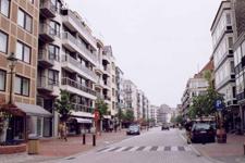 Rue de Knokke-le-Zoute