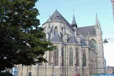 Collégiale Sainte-Waudru