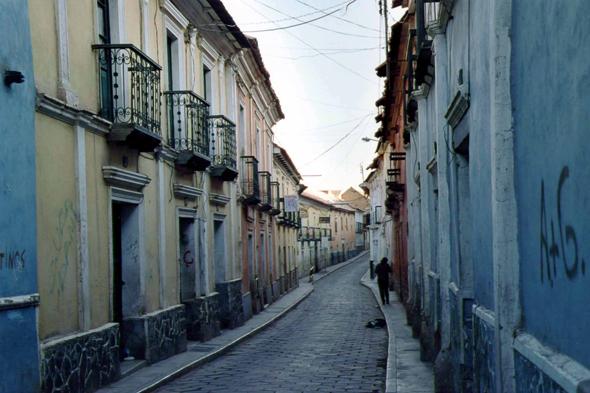 Calle Quijarro