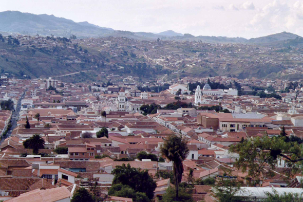 Sucre, Bolivie, city