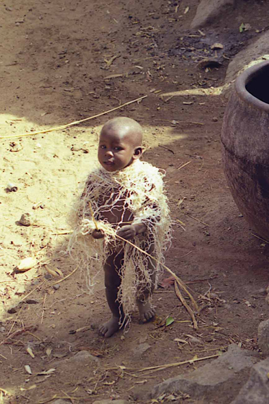 Bobo-Dioulasso, child