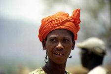 Lobi woman