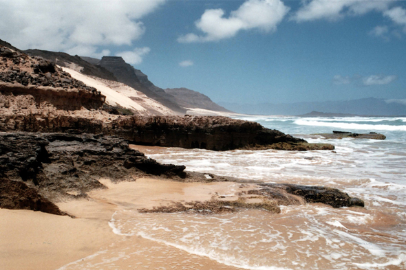 Cape Verde, Baia do Norte