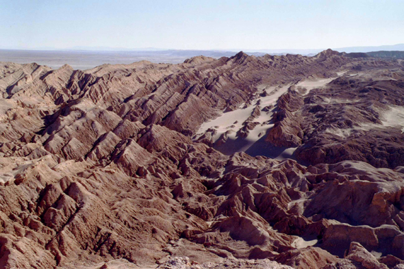 Atacama, Moon Valley