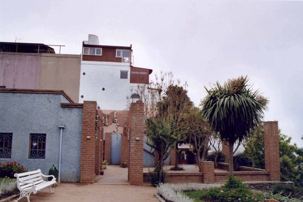 House of Pablo Neruda