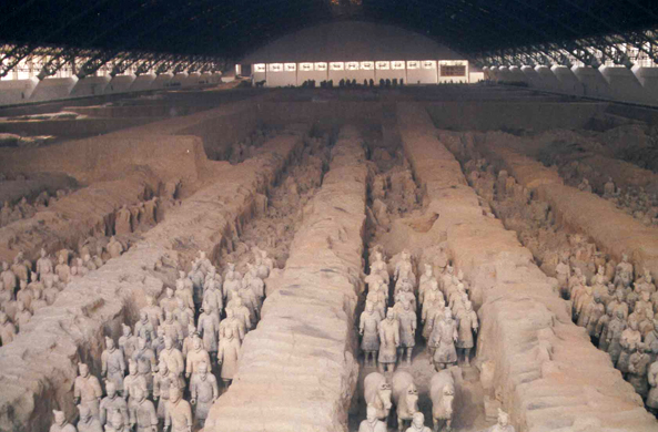 China, Terracotta Army