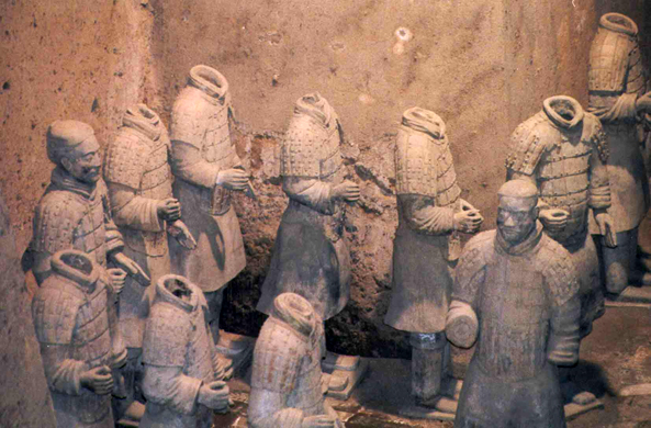 Xian, Ejército de Terracota, China