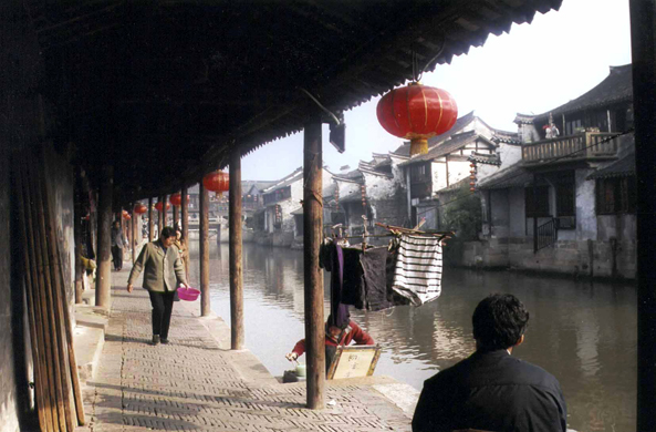 Xitang, typical city